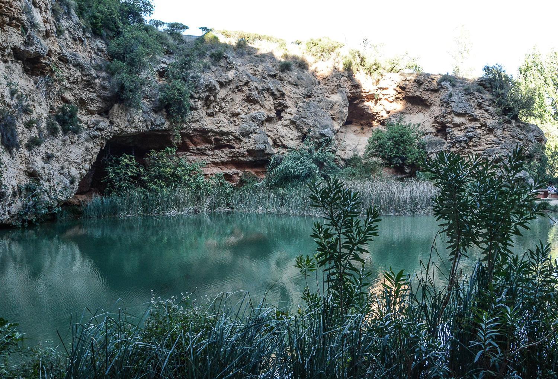 Valencia und seine Berge: Wandern im Hinterland - Alborache Cueva del Tuche