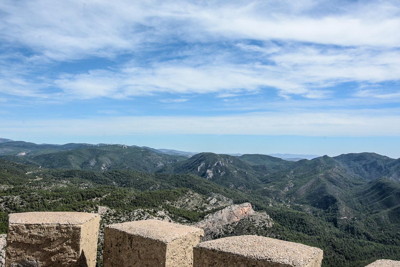 Valencia und seine Berge: Wandern im Hinterland - Aussichtspunkt nahe Chelva und dem Aquädukt