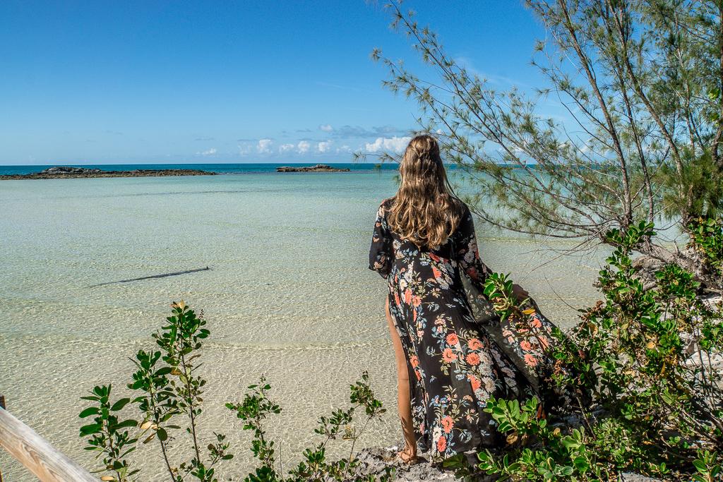 Top 10 Cat Island Sehenswürdigkeiten: Highlights und Strände der Bahamas Insel - Lagune New Bight