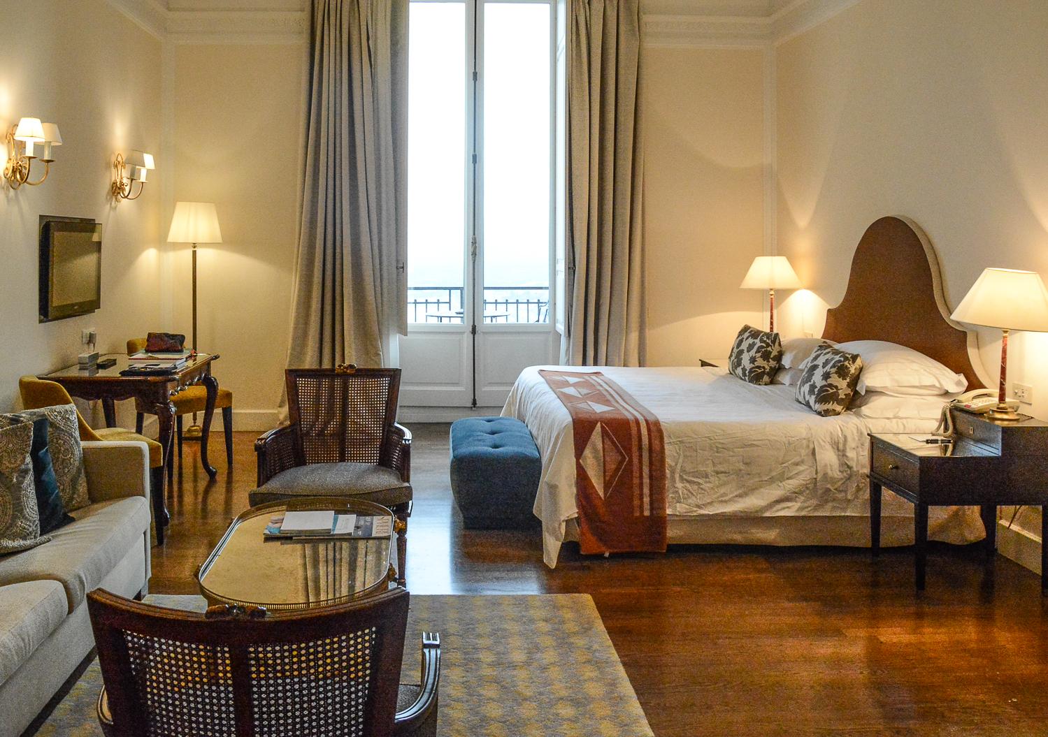 Belmond Grand Hotel Timeo in Taormina, Sizilien: Zimmer