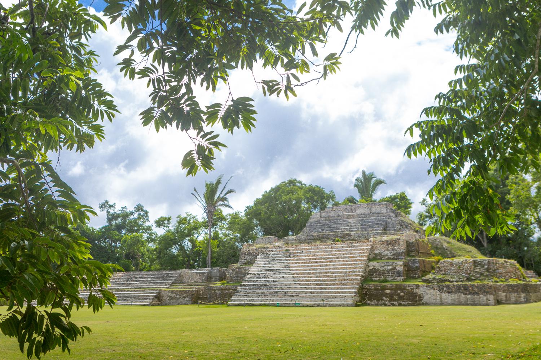 Die Maya Stätte Altun Ha - Top 5 Belize Sehenswürdigkeiten