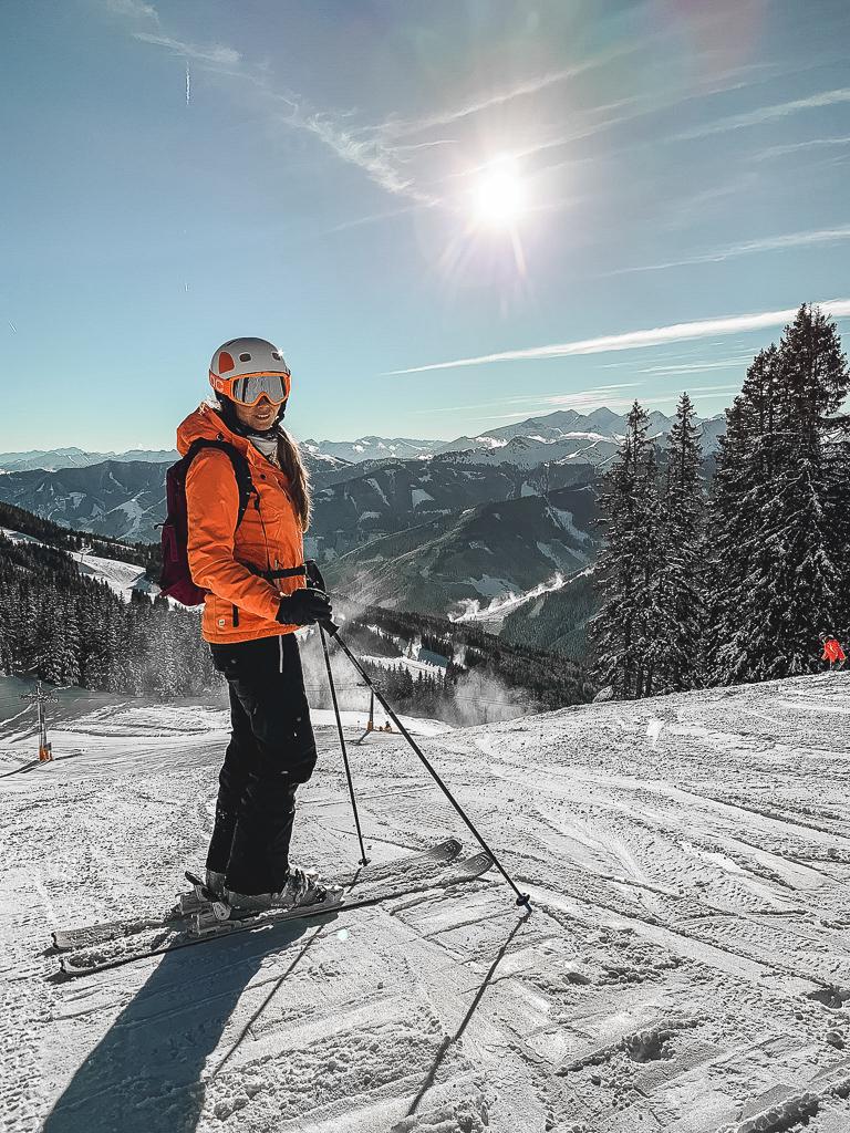Hotel DIE SONNE: Meine Erfahrungen beim Skifahren und Wellness in Saalbach - Skicircus Saalbach Hinterglemm Leogang Fieberbrunn