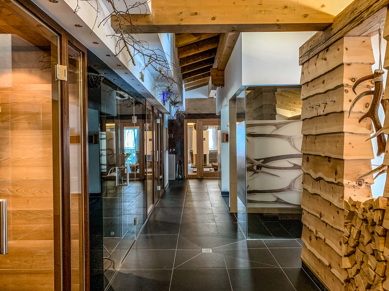 Hotel DIE SONNE: Meine Erfahrungen beim Skifahren und Wellness in Saalbach - Spabereich