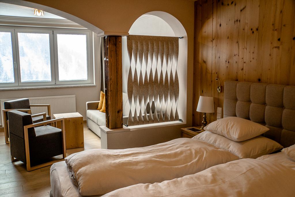 Hotel Steiner: Meine Erfahrungen beim Skifahren und Wellness in Obertauern - Junior Suite