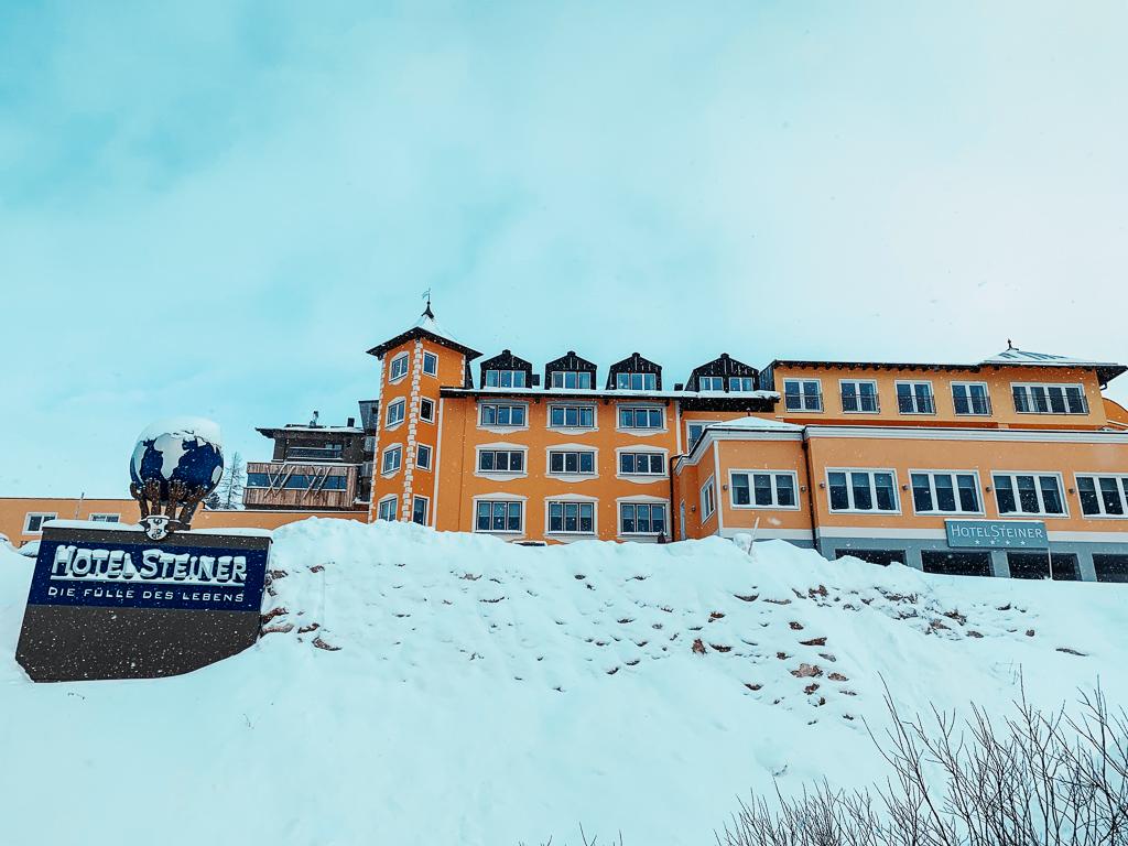 Hotel Steiner: Meine Erfahrungen beim Skifahren und Wellness in Obertauern