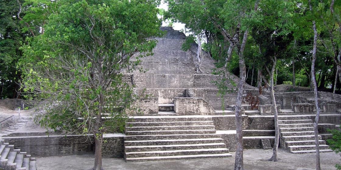 Die Maya Stätte Yucatecan - Top 5 Belize Sehenswürdigkeiten