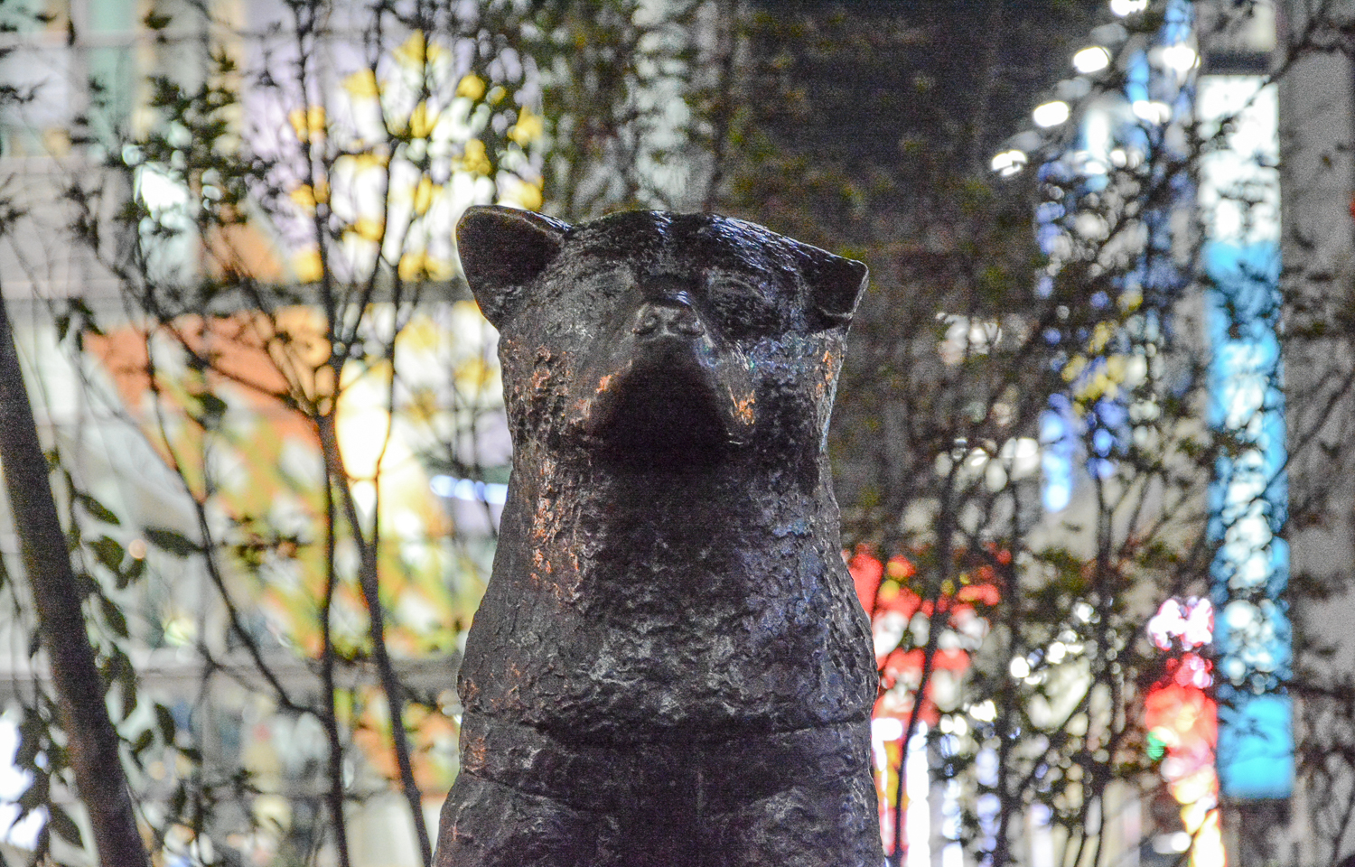 Tokio Highlights in 48 Stunden: Shibuya Hachiko