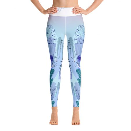 Yoga Leggings – Atlantis