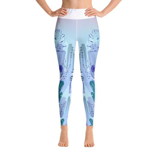 Yoga Leggings – Atlantis