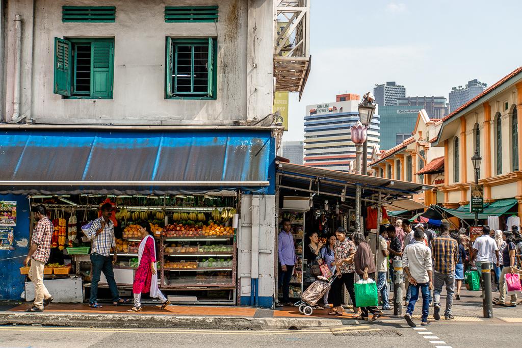 Little India - Chinatown Markt - Sri Mariamman Tempel Chinatown - Chinatown - Masjid Sultan Moschee - National Orchid Gardens - Singapore Botanic Gardens Botanischer Garten - The Esplanade - Boat Quay - Singapur Top 10 Sehenswürdigkeiten: Alle Highlights für deinen ersten Besuch