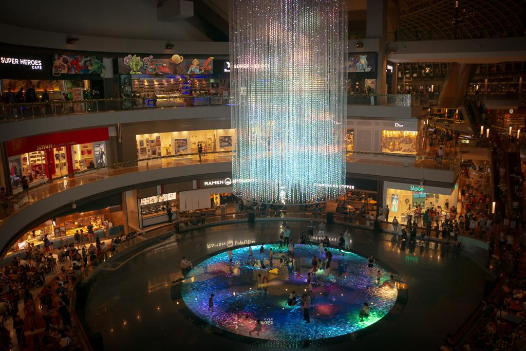 Marina Bay Sands the Shoppes - Singapur Top 10 Sehenswürdigkeiten: Alle Highlights für deinen ersten Besuch