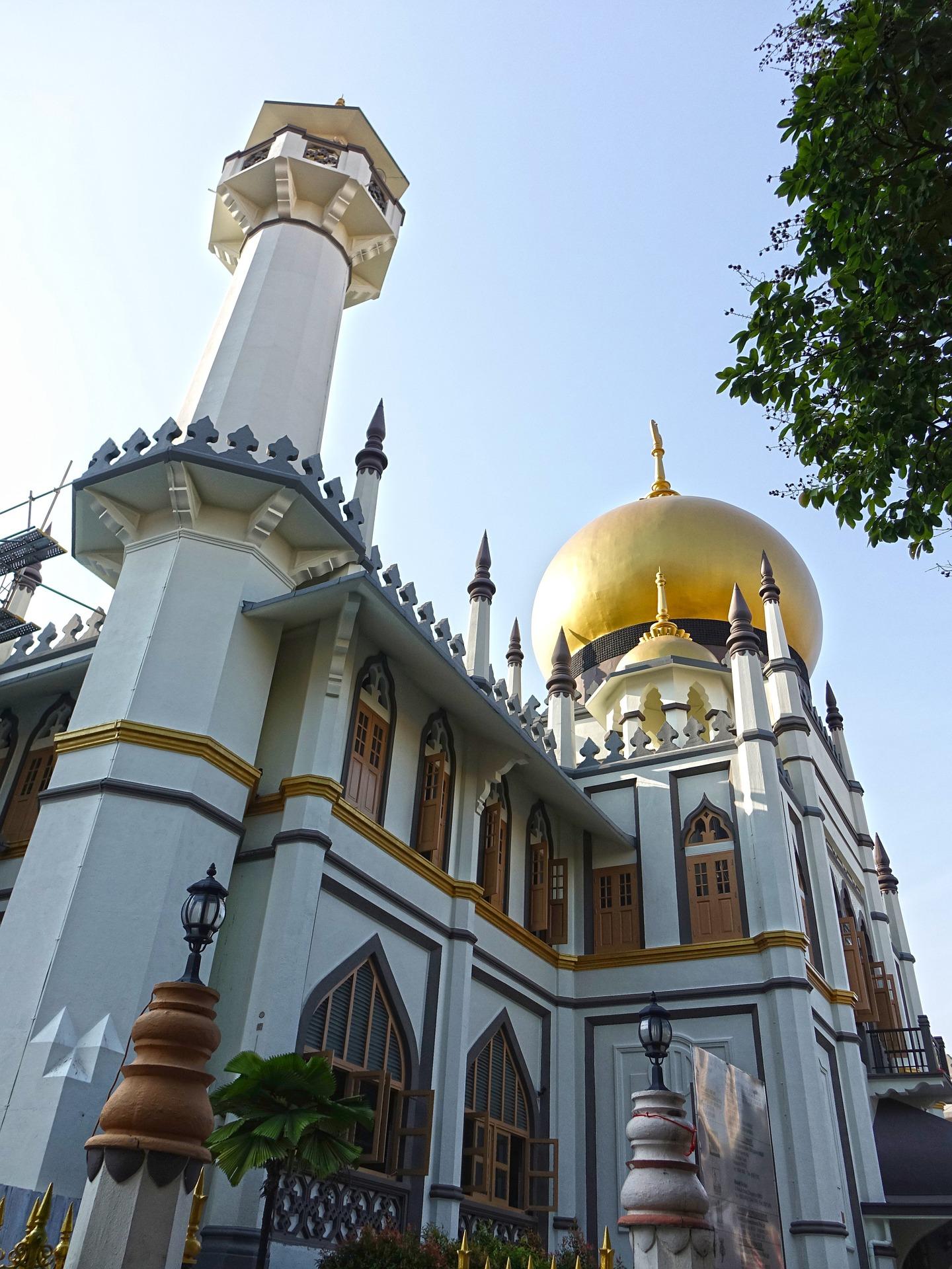 Masjid Sultan Moschee - National Orchid Gardens - Singapore Botanic Gardens Botanischer Garten - The Esplanade - Boat Quay - Singapur Top 10 Sehenswürdigkeiten: Alle Highlights für deinen ersten Besuch