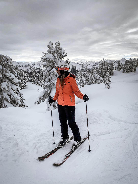 Zillertal Skiurlaub: Schönste Skigebiete, Hütten und Aktivitäten für den Winterurlaub - Skifahren im Skigebiet Hochzillertal