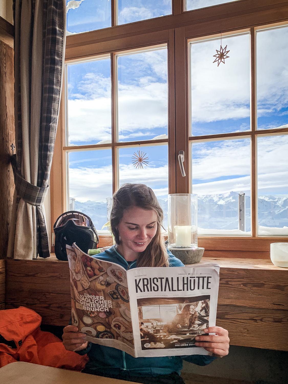 Zillertal Skiurlaub: Schönste Skigebiete, Hütten und Aktivitäten für den Winterurlaub - Kristallhütte im Skigebiet Hochzillertal