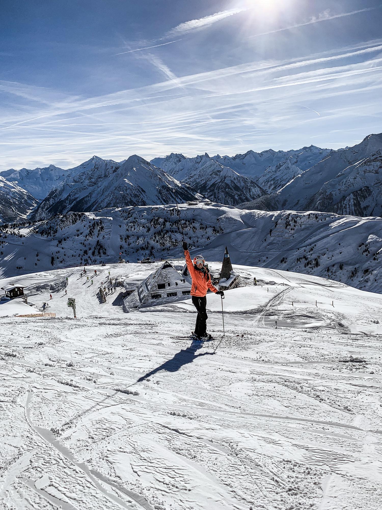 Zillertal Skiurlaub: Schönste Skigebiete, Hütten und Aktivitäten für den Winterurlaub - Skifahren im Skigebiet Mayrhofen