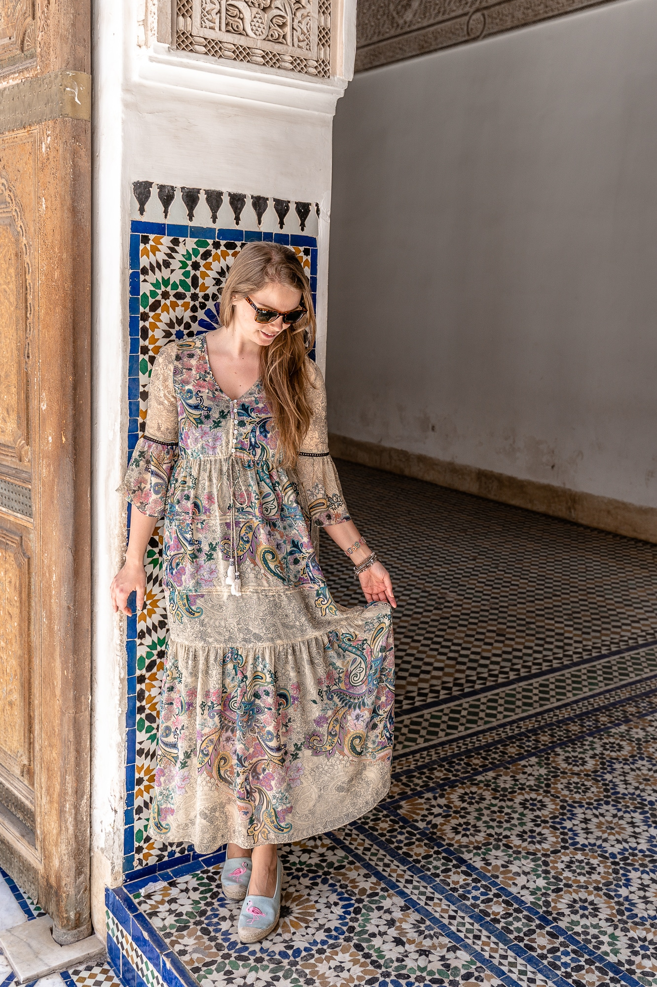 Top Ten Marrakesch Sehenswürdigkeiten - meine Marrakesch Highlights: Bahia Palast