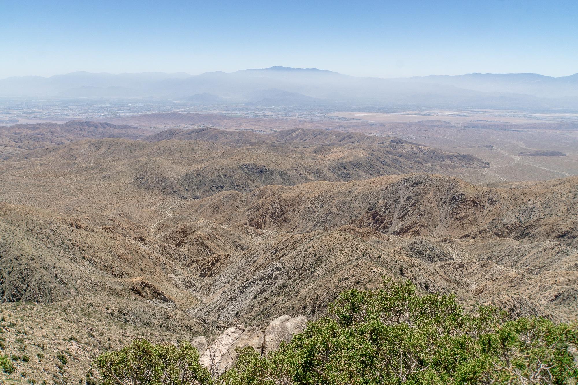 Joshua-Tree-Nationalpark: Die schönsten Sehenswürdigkeiten & Highlights - Keys View