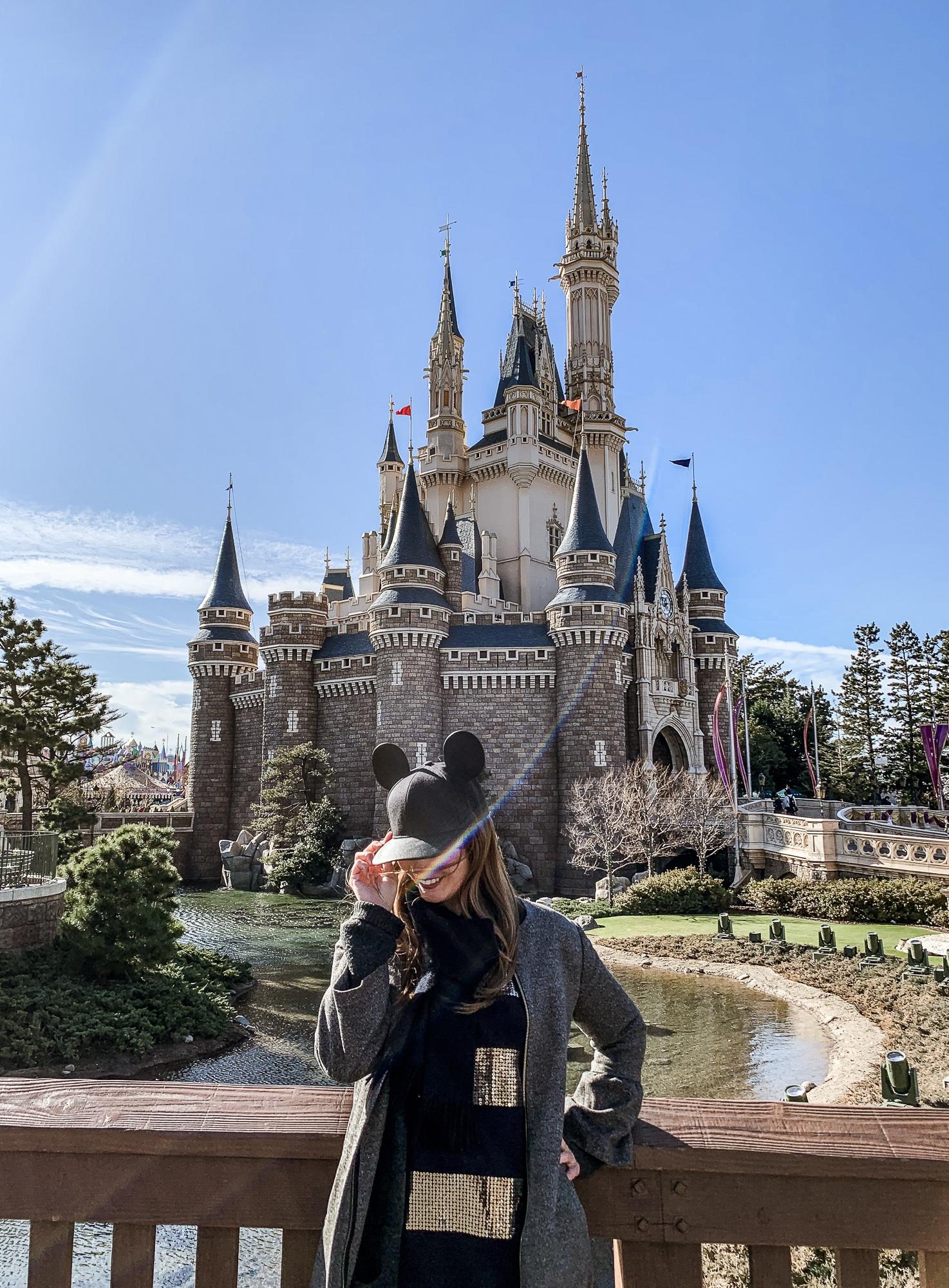 Disneyland Tokio: Meine Erfahrungen, Attraktionen und Highlights im Park - Disneyschloss