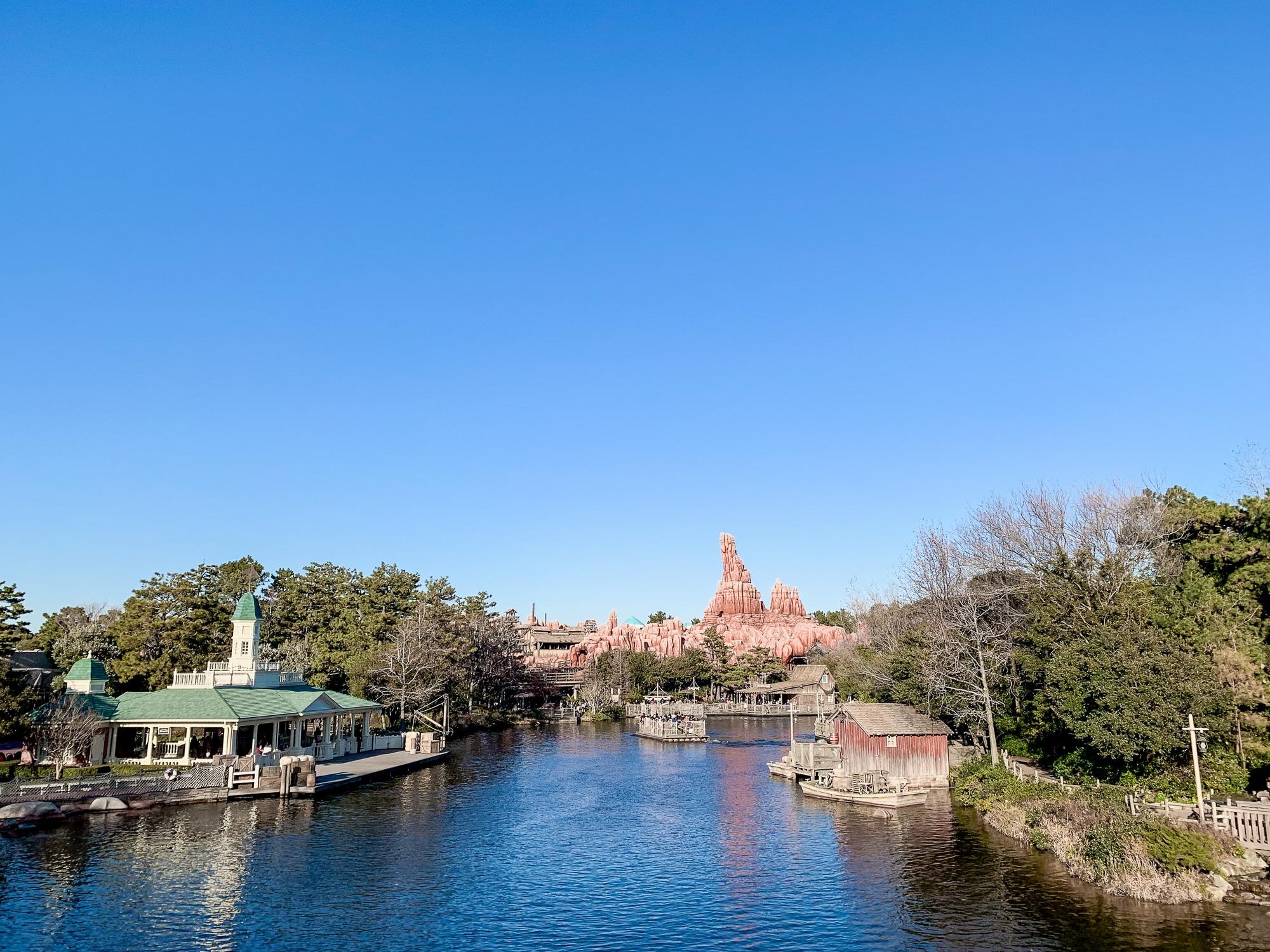 Disneyland Tokio: Meine Erfahrungen, Attraktionen und Highlights im Park - Westernland Mark Twain River