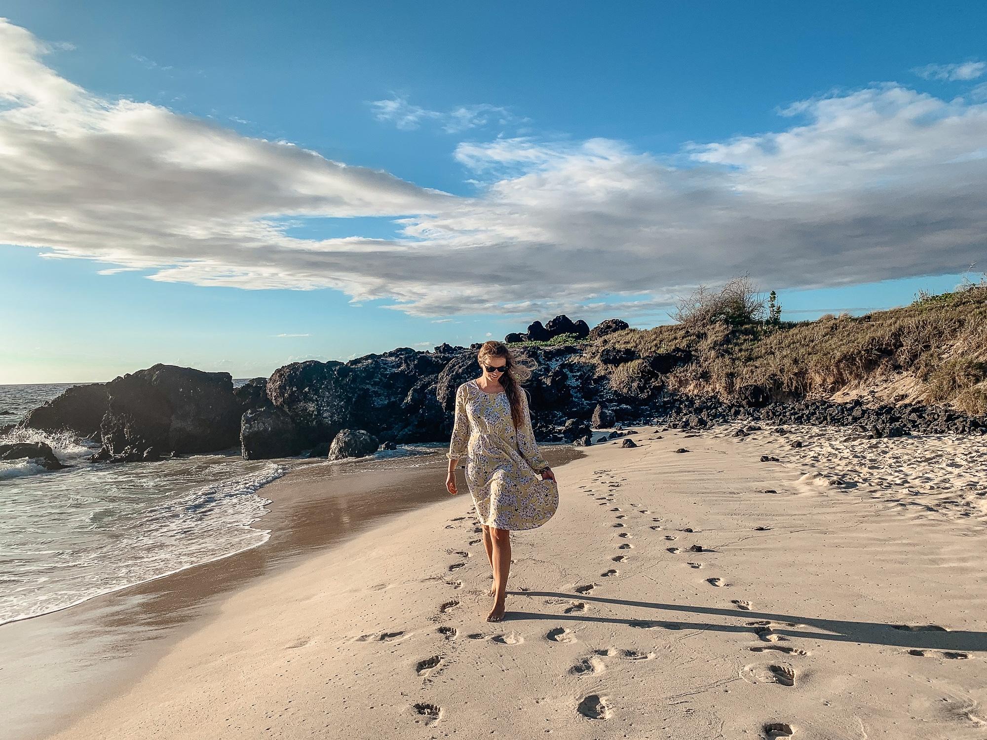 Schönste Strände auf Big Island: 6 Traumstrände für eure Hawaii Reise - Kua Bay