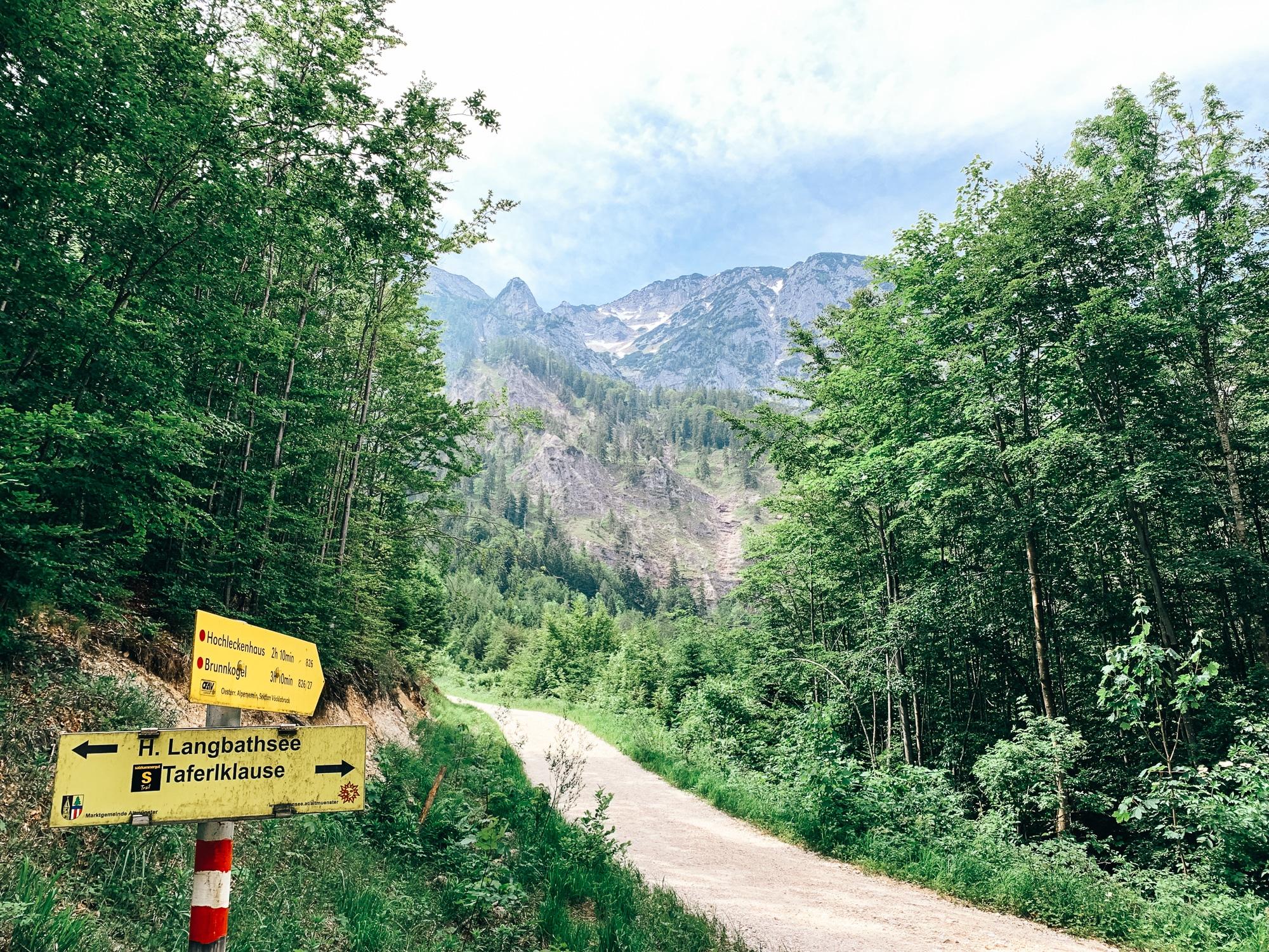 BergeSeen Trail: Erfahrungen auf der Weitwanderung im Salzkammergut - Etappe 2