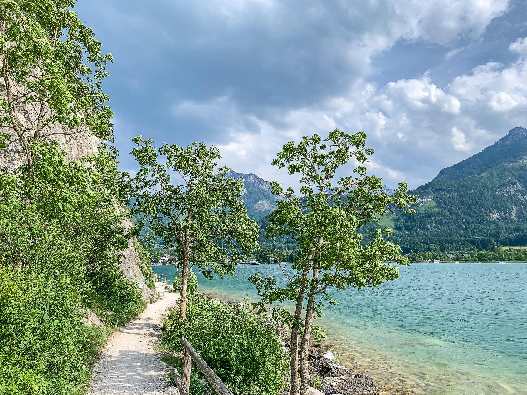 BergeSeen Trail: Erfahrungen auf der Weitwanderung im Salzkammergut - Etappe 3, Strobl am Wolfgangsee