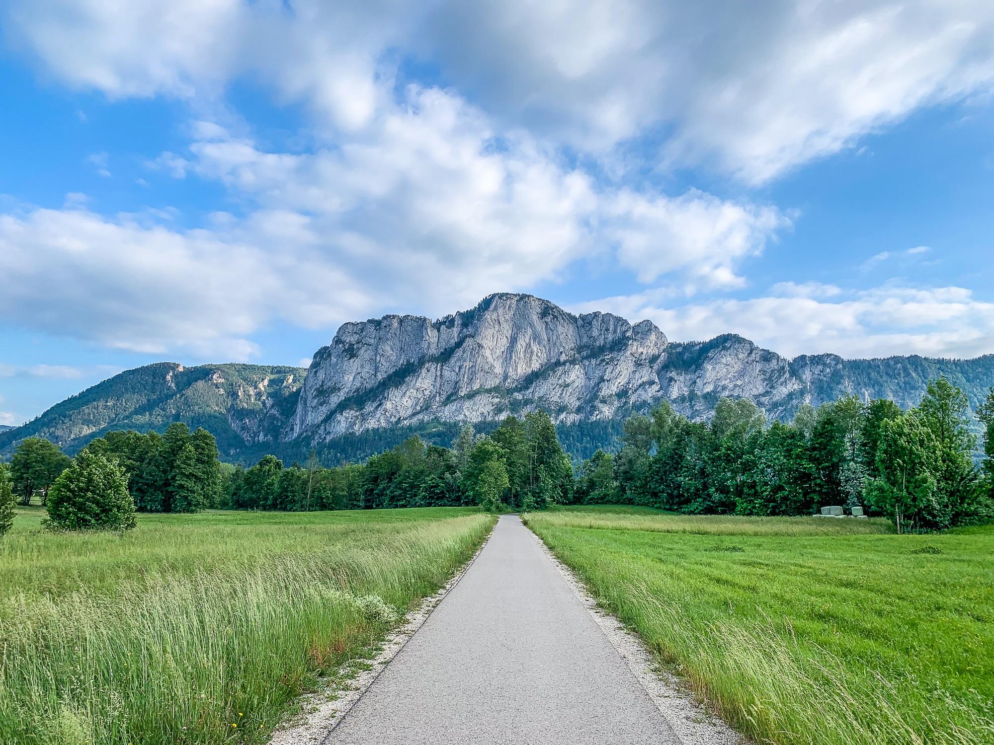 BergeSeen Trail: Erfahrungen auf der Weitwanderung im Salzkammergut - Etappe 4, Drachenwand