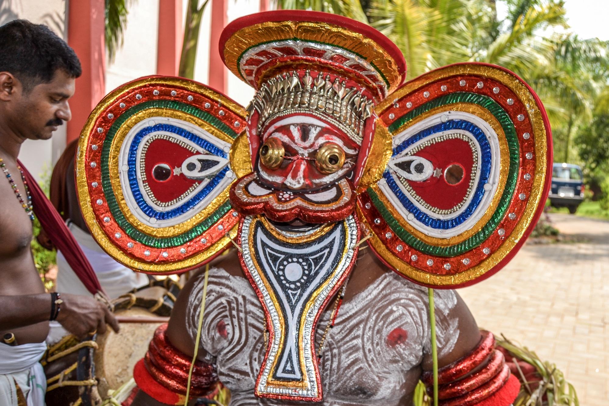 Kerala: Sehenswürdigkeiten, Kultur und Kulinarik im südlichen Indien - Tanz