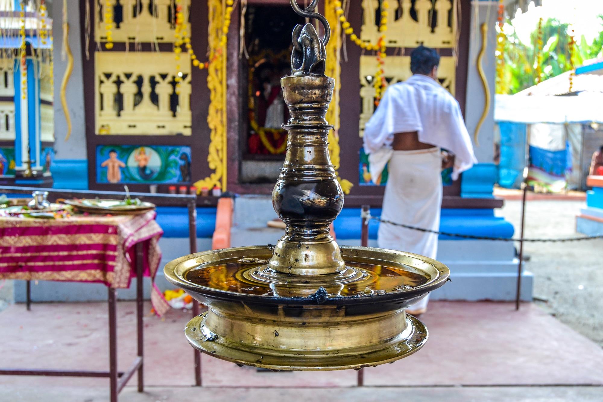 Kerala: Sehenswürdigkeiten, Kultur und Kulinarik im südlichen Indien - Tempel