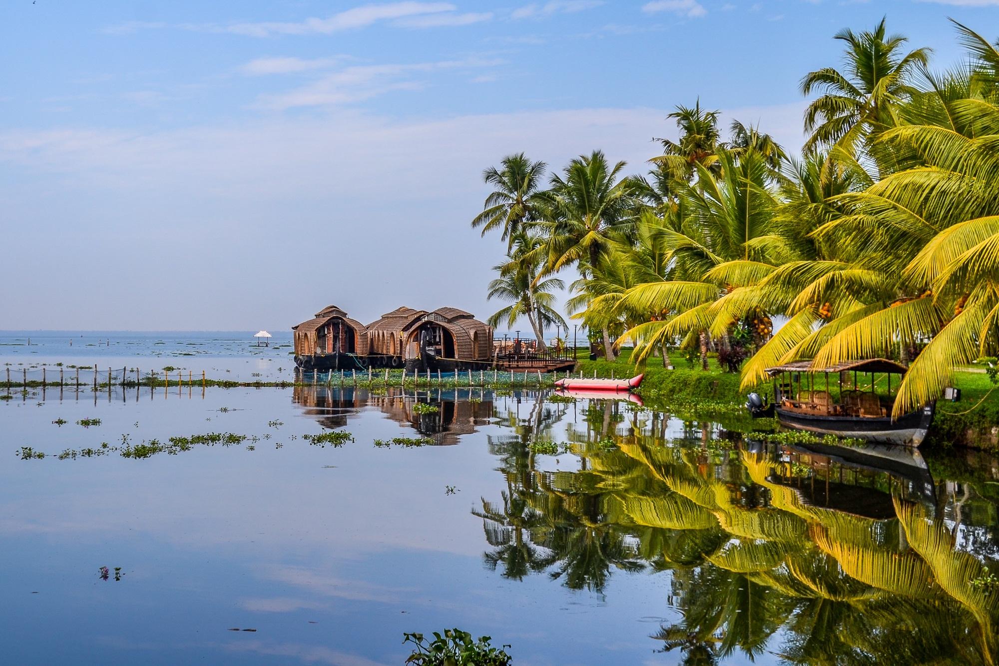 Kerala: Sehenswürdigkeiten, Kultur und Kulinarik im südlichen Indien - Resort