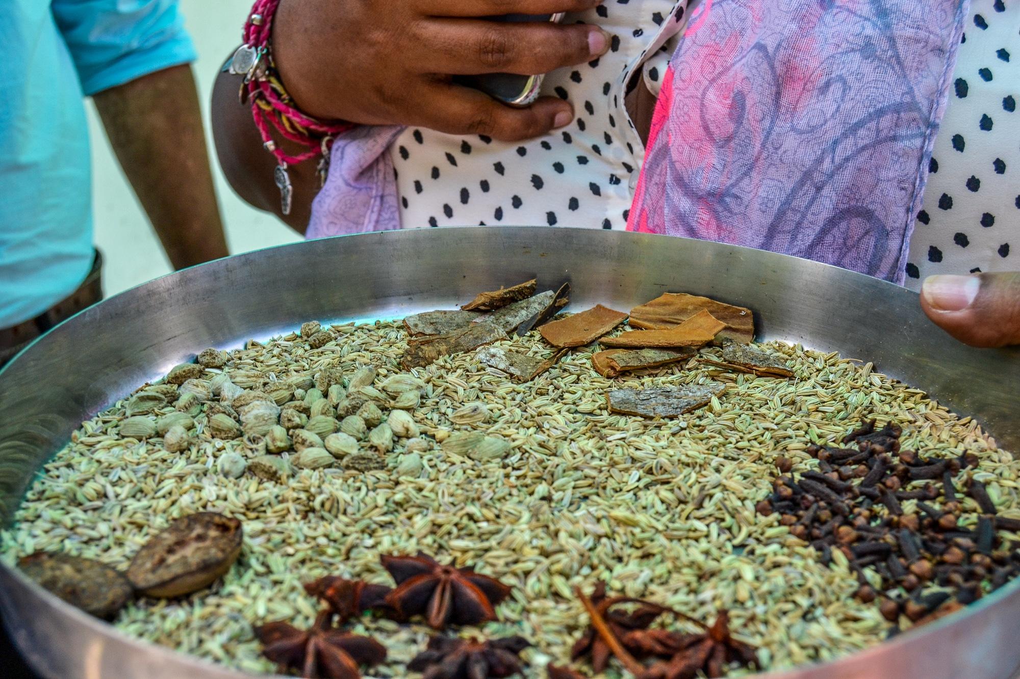 Kerala: Sehenswürdigkeiten, Kultur und Kulinarik im südlichen Indien - Gewürze