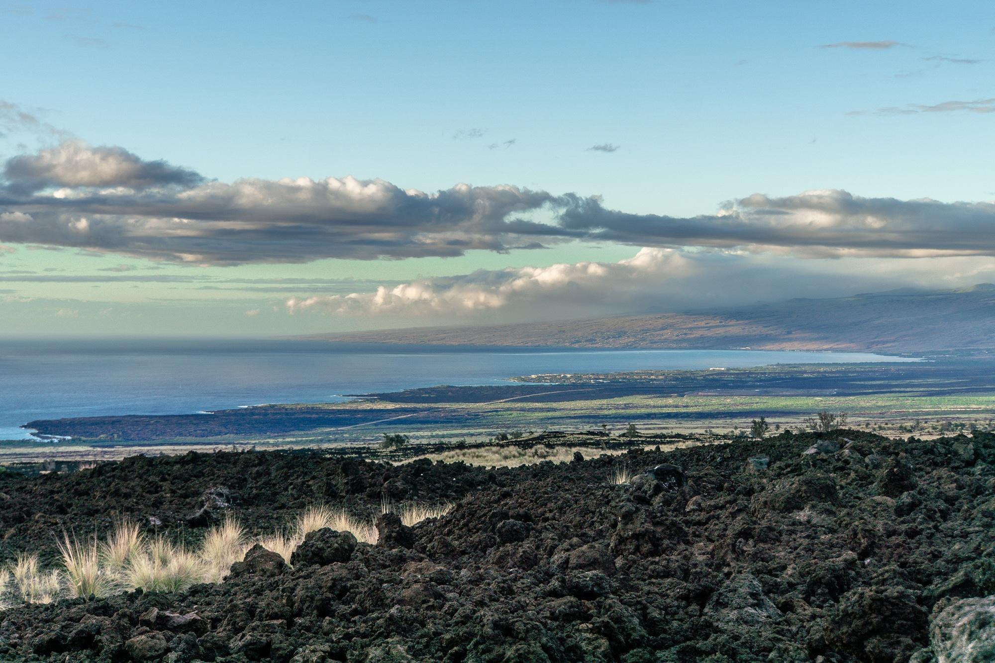 Top 10 Big Island Sehenswürdigkeiten: Tipps für einen Roadtrip auf Hawaii - Vulkanlandschaft