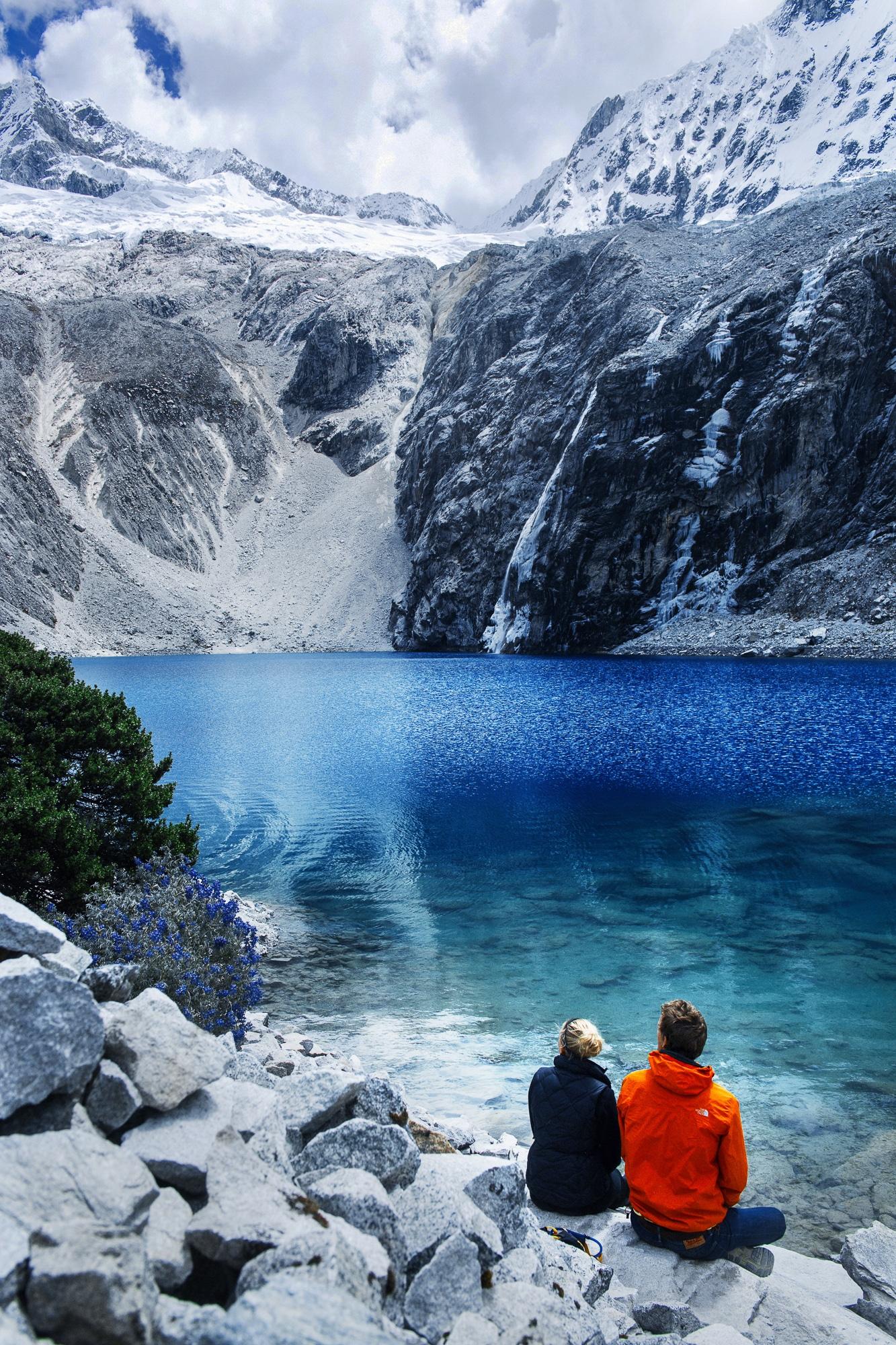 Wandern und Trekking in Peru: Die besten Routen ohne Massentourismus - Laguna 69