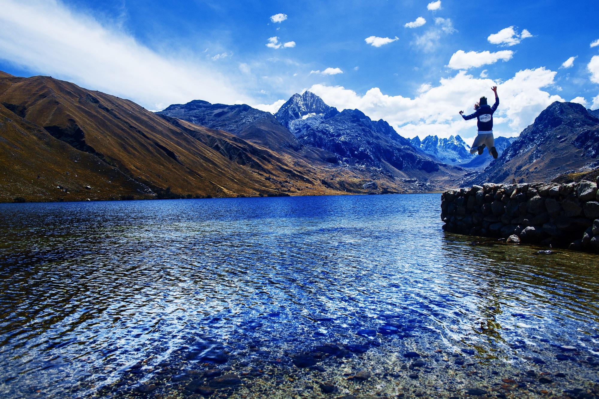 Wandern und Trekking in Peru: Die besten Routen ohne Massentourismus - Laguna Querococha