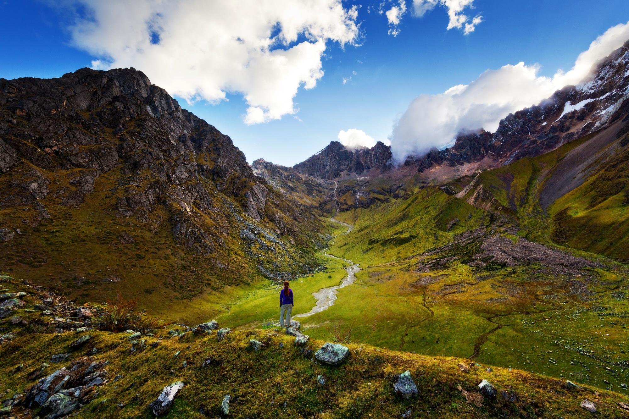 Wandern und Trekking in Peru: Die besten Routen ohne Massentourismus - Salkantay Trek