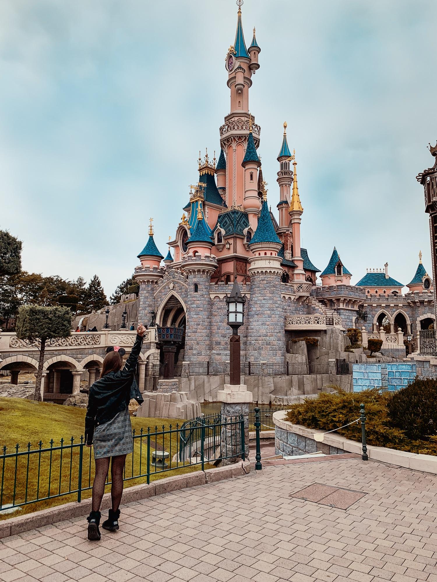 Schönste Fotospots in Paris - und meine liebsten Instagram Hotspots - Disneyland Paris