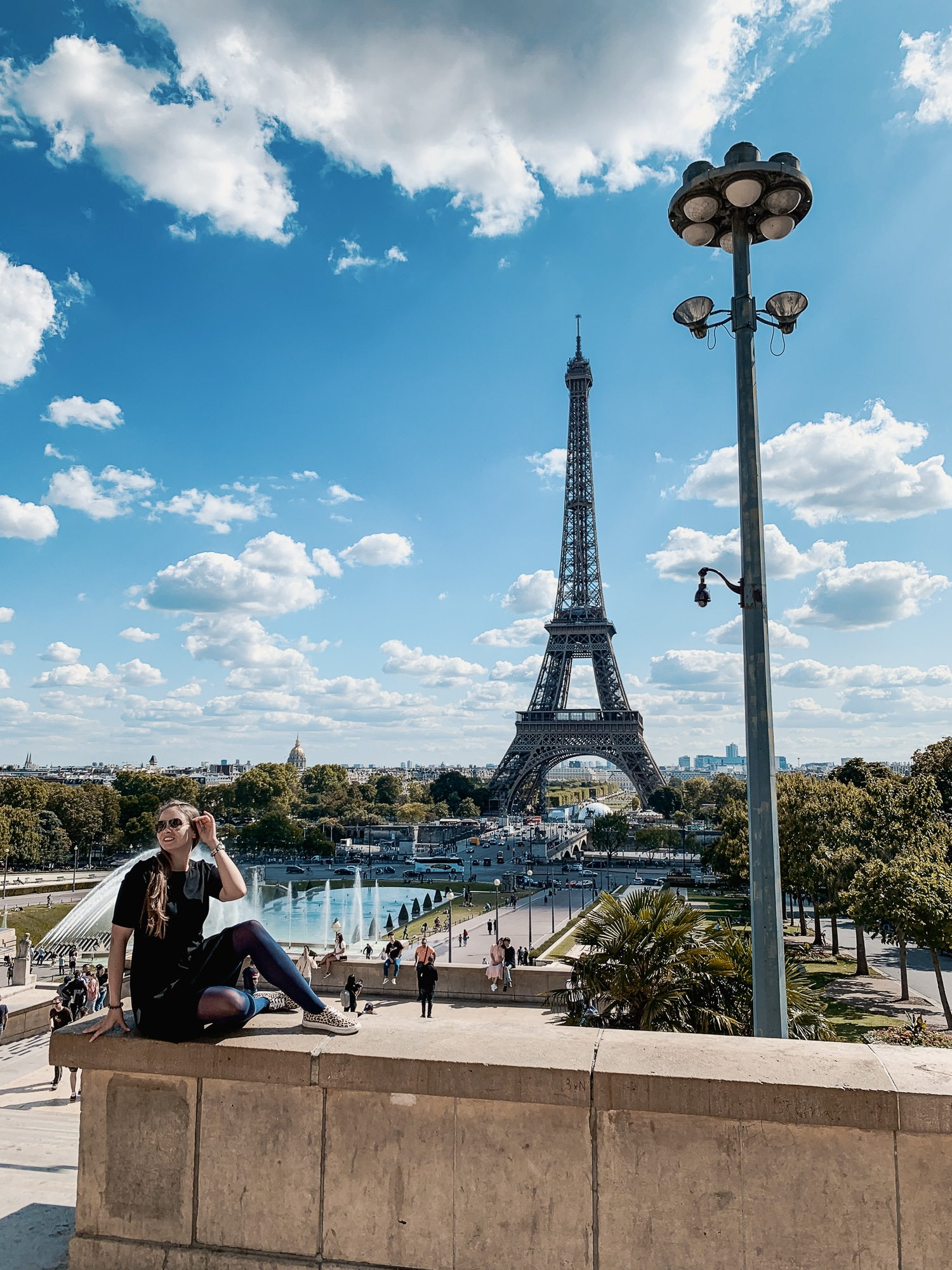 Schönste Fotospots in Paris - und meine liebsten Instagram Hotspots - Jardins du Trocadero