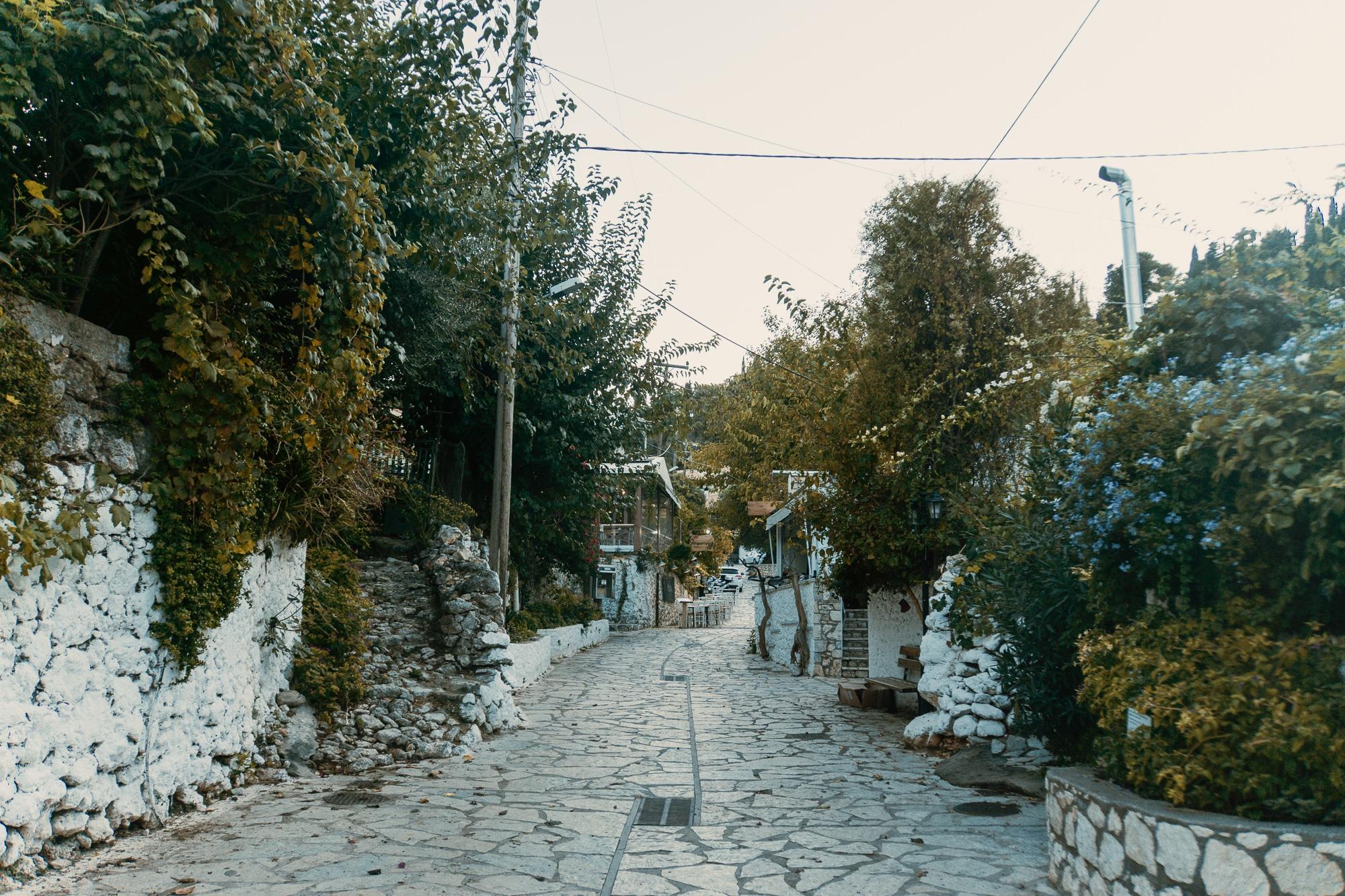 Agios Nikitas, Lefkada, Griechenland