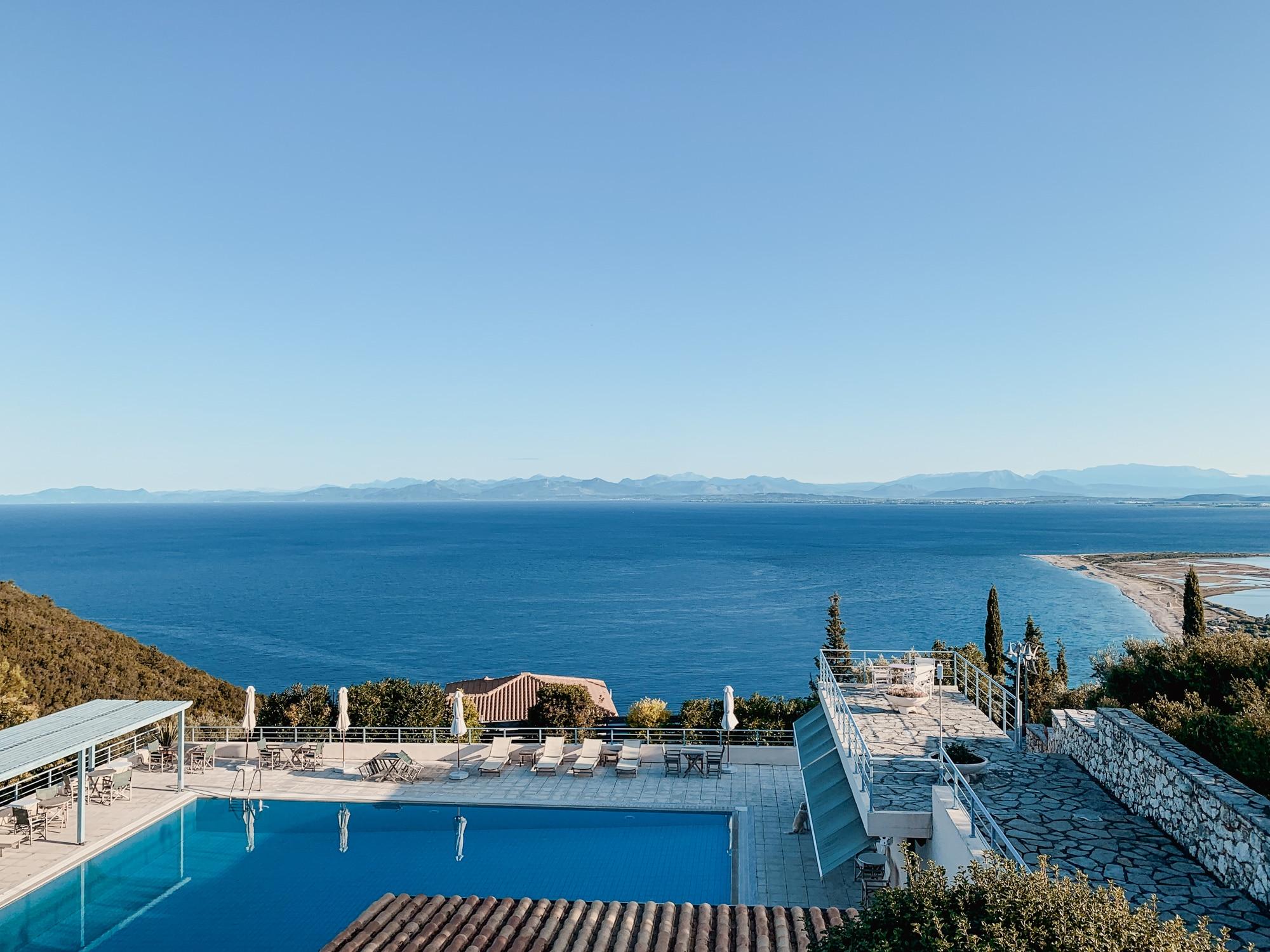 Mira Resort auf Lefkada