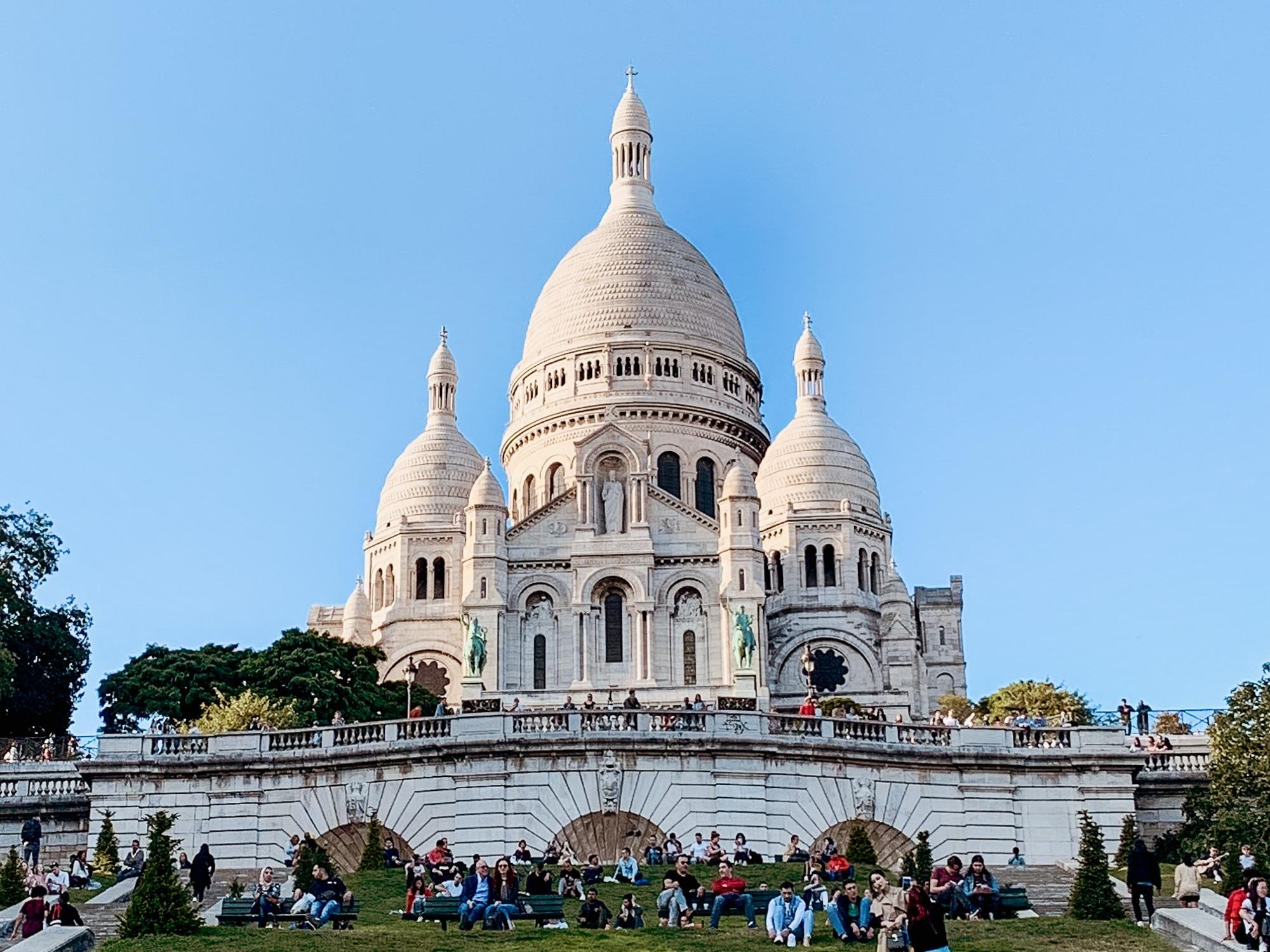 Schönste Fotospots in Paris - und meine liebsten Instagram Hotspots - Montmartre Sacre Coeur