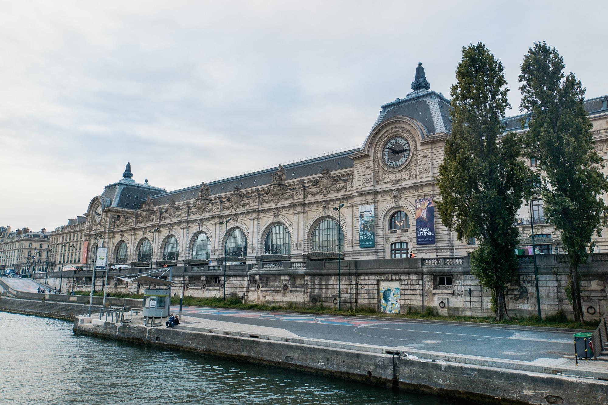 Schönste Fotospots in Paris - und meine liebsten Instagram Hotspots - Bootstour auf der Seine mit Bateaux Parisiennes