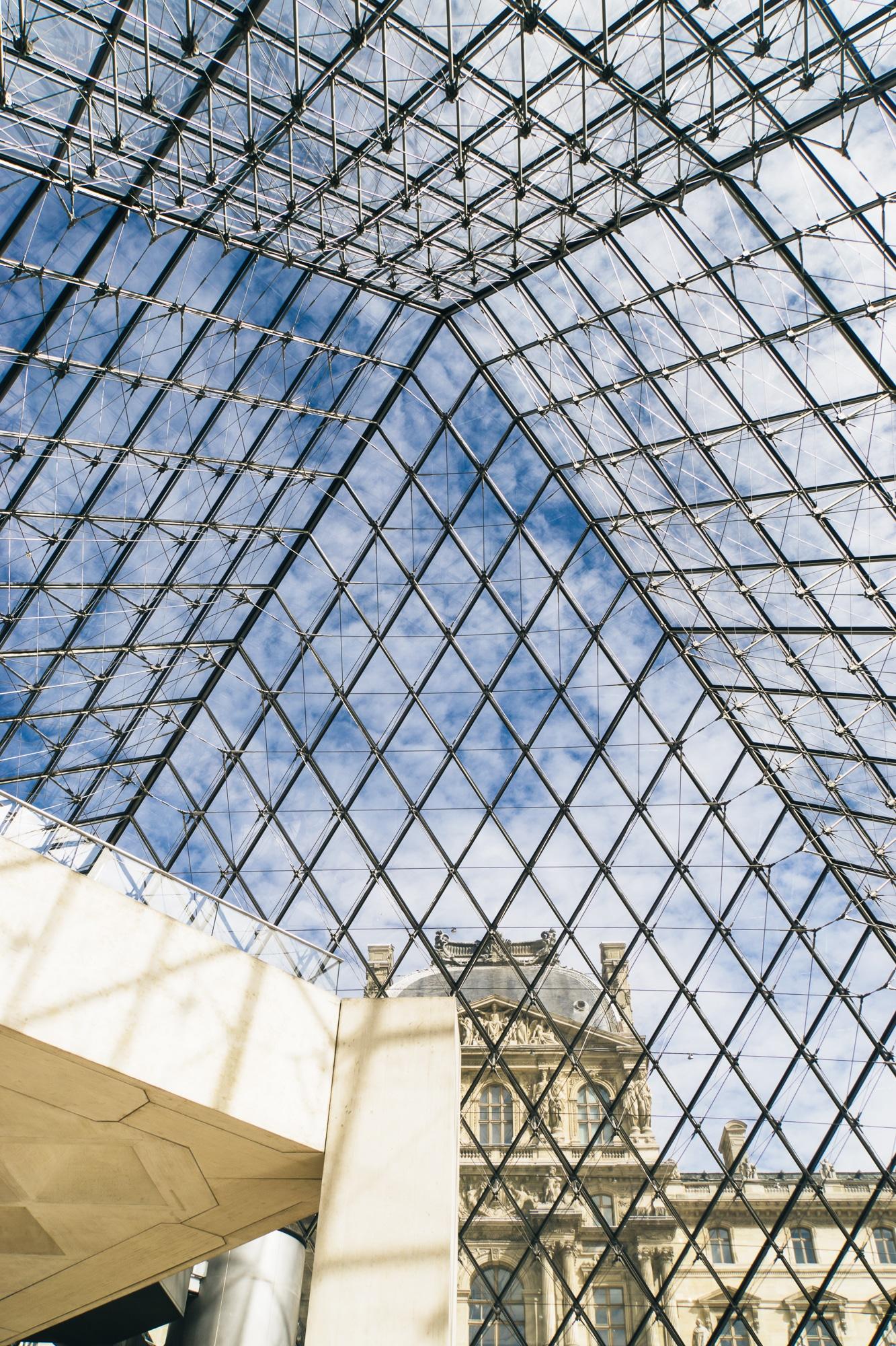 Schönste Fotospots in Paris - und meine liebsten Instagram Hotspots - Louvre Museum Pyramide