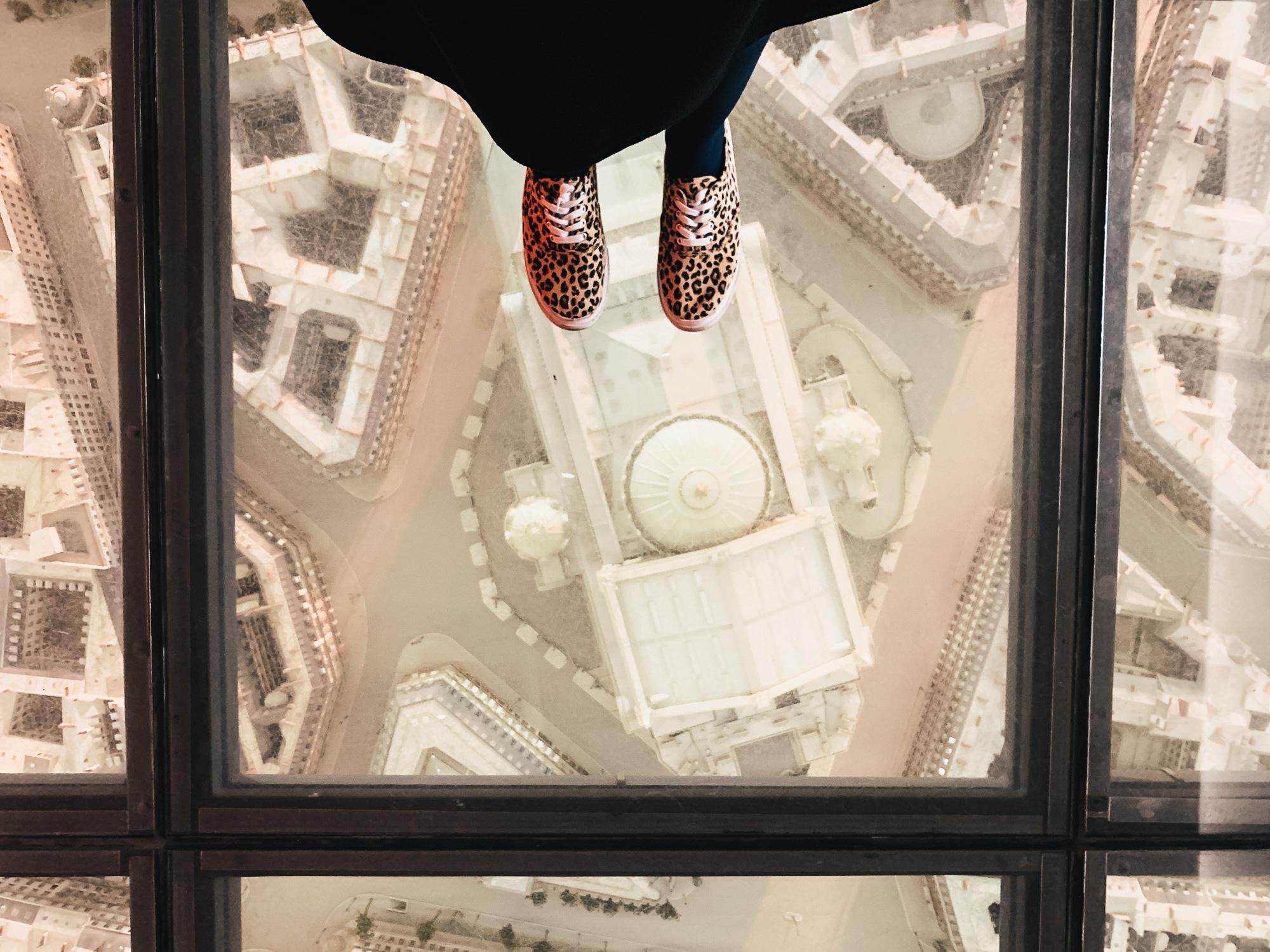 Schönste Fotospots in Paris - und meine liebsten Instagram Hotspots - Orsay Museum Glasboden