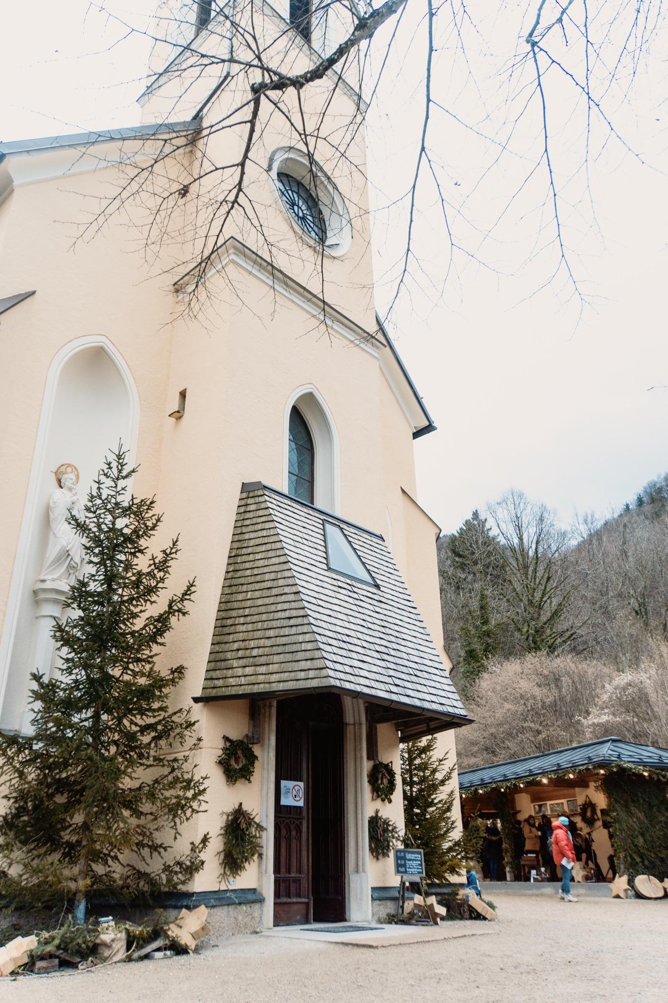 Advent im Salzkammergut: Die schönsten Weihnachtsmärkte der Region - Advent der Dörfer, Advent beim Guggenthaler Kircherl