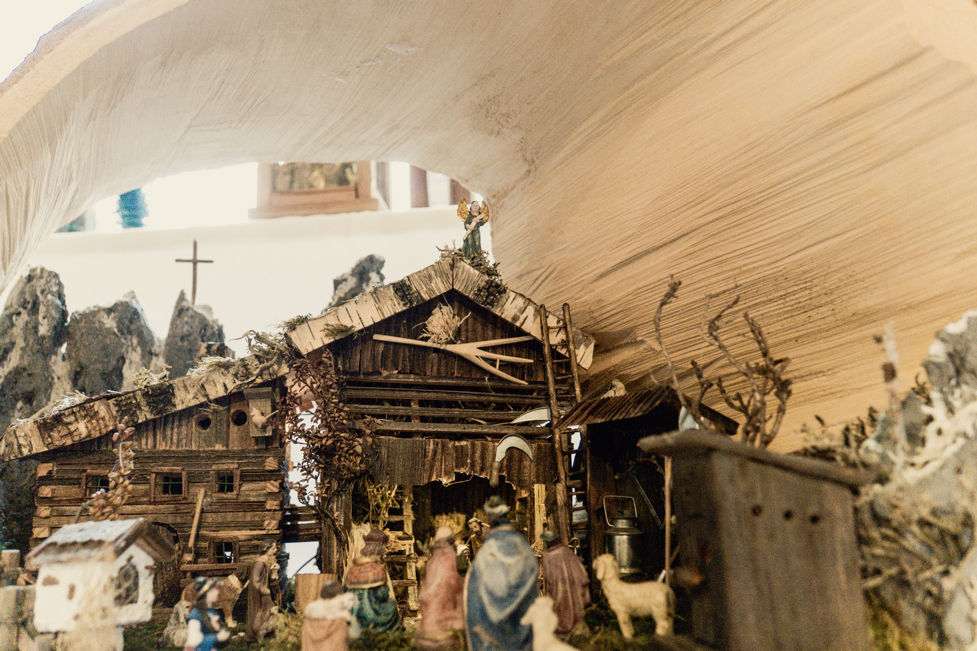 Advent im Salzkammergut: Die schönsten Weihnachtsmärkte der Region - Advent in Mondsee, Krippen Ausstellung