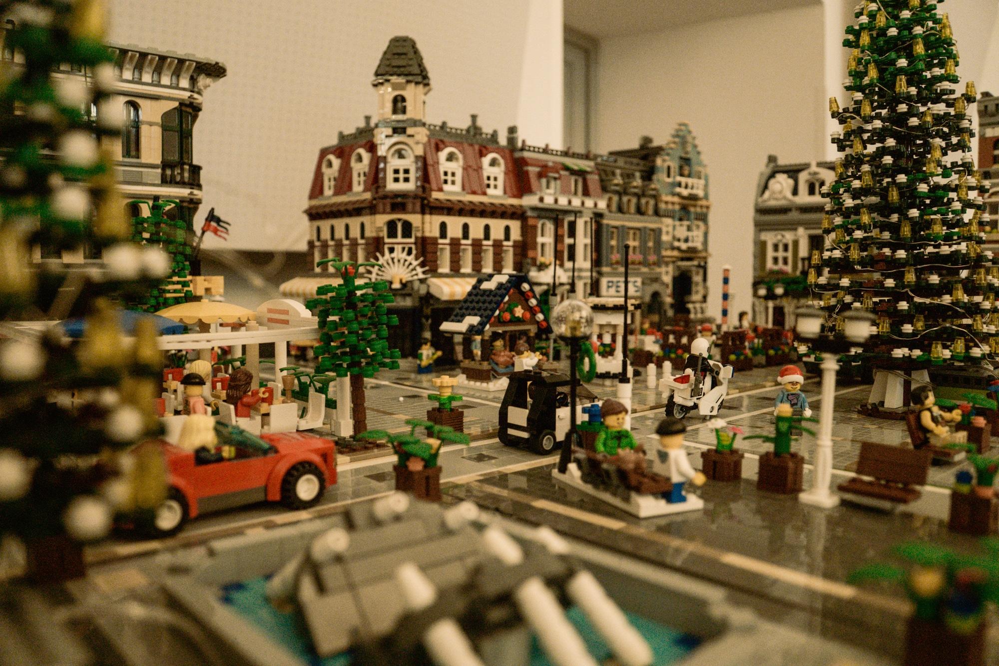 Advent im Salzkammergut: Die schönsten Weihnachtsmärkte der Region - Advent in Mondsee, LEGO Ausstellung