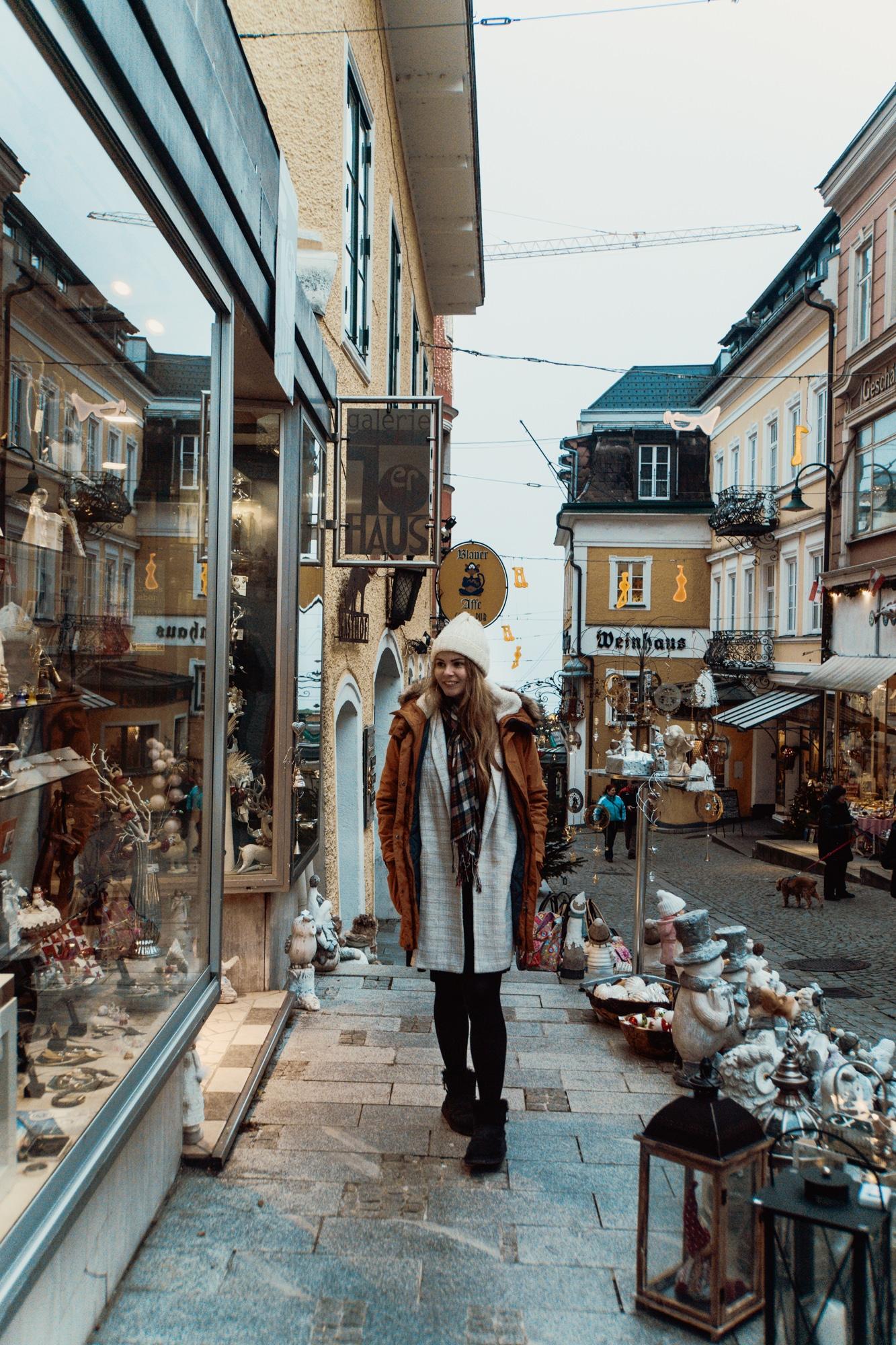 Advent im Salzkammergut: Die schönsten Weihnachtsmärkte der Region - Gmundner Märchen Adventbummel
