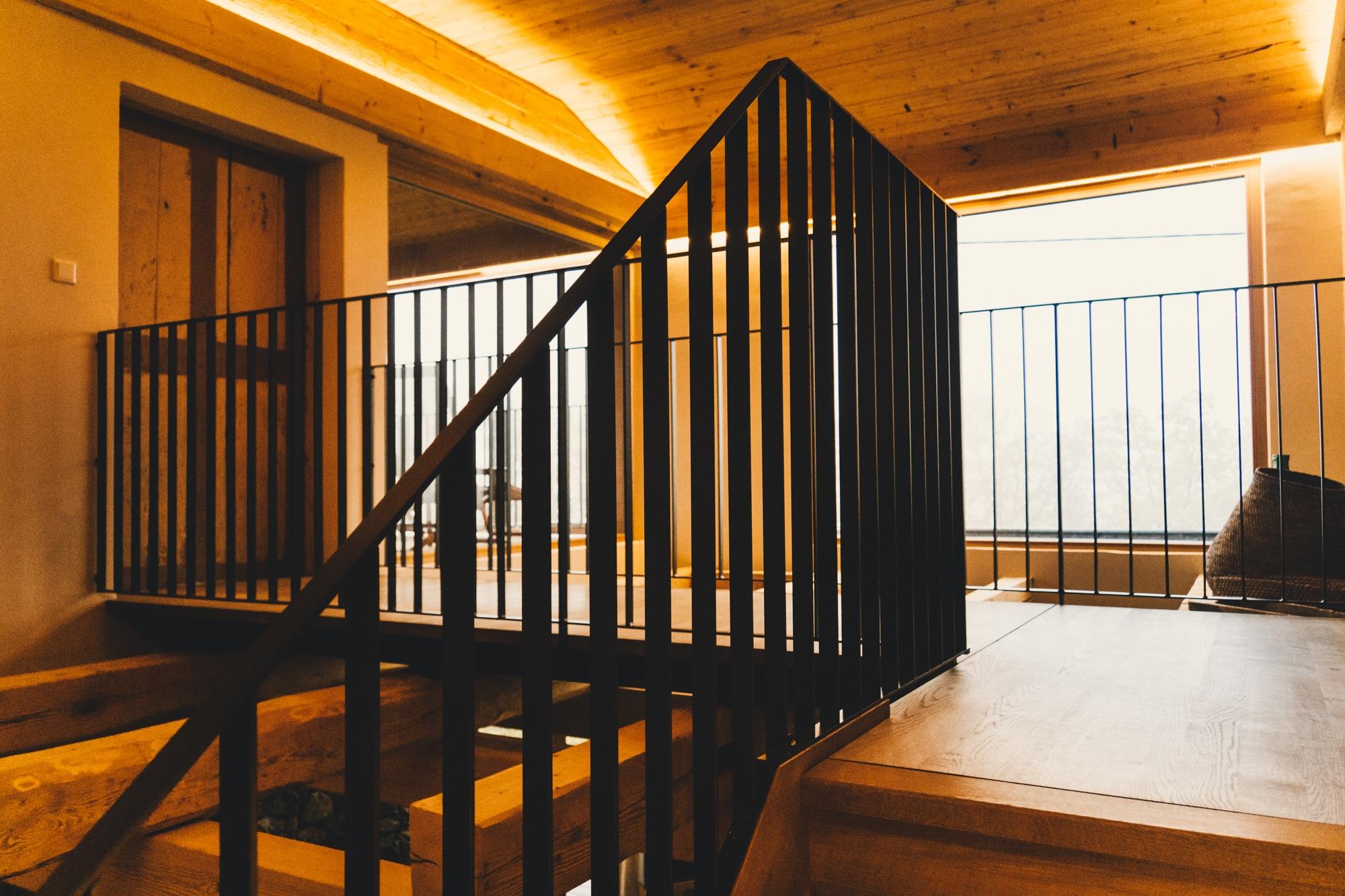 PURESLeben Erfahrungen: Das Landhaus Altenbach in der Südsteiermark - Obergeschoss