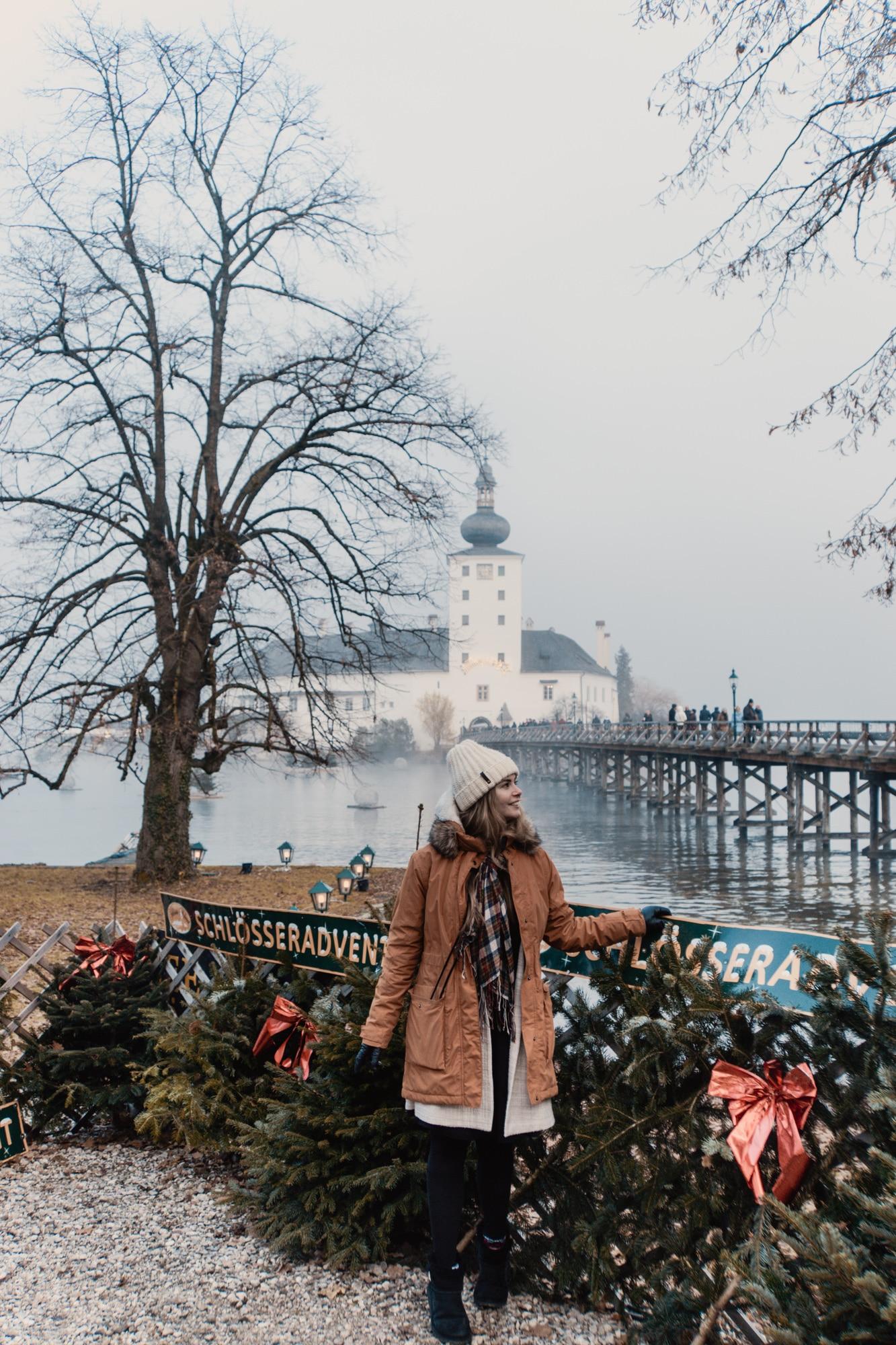Advent im Salzkammergut: Die schönsten Weihnachtsmärkte der Region - Schlösseradvent Traunsee-Almtal