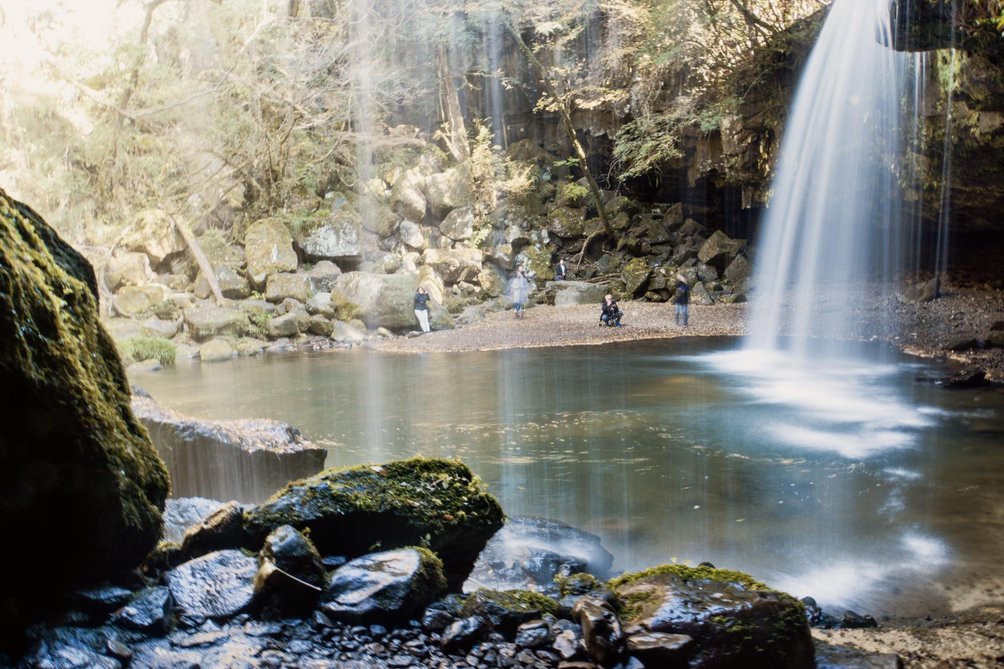 Kyushu Rundreise: Reisetipps, Onsen und Highlights in Japans Süden - Nabegataki Wasserfall